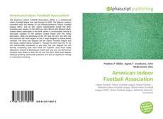 Bookcover of American Indoor Football Association
