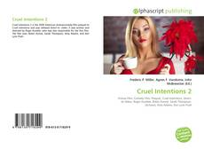 Bookcover of Cruel Intentions 2
