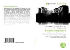 Buchcover von Broadcasting House