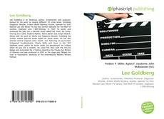 Portada del libro de Lee Goldberg