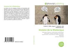 Bookcover of Histoire de la Rhétorique