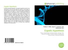 Bookcover of Ergodic Hypothesis