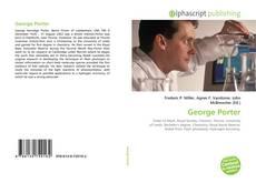 Borítókép a  George Porter - hoz