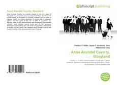 Capa do livro de Anne Arundel County, Maryland