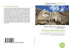 Bookcover of Histoire des États-Unis