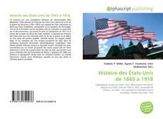 Borítókép a  Histoire des États-Unis de 1865 à 1918 - hoz