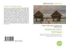 Couverture de Histoire de Saint-Domingue