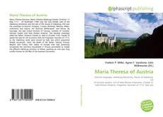 Buchcover von Maria Theresa of Austria