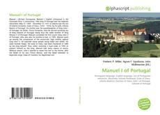 Bookcover of Manuel I of Portugal