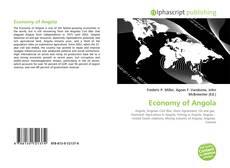 Copertina di Economy of Angola