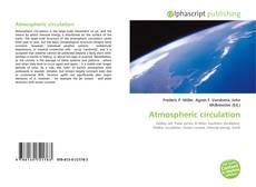 Portada del libro de Atmospheric circulation