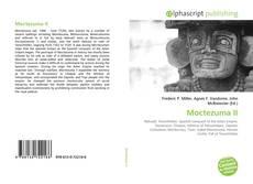 Capa do livro de Moctezuma II