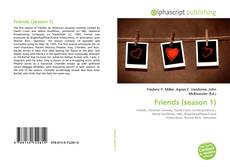 Bookcover of Friends (season 1)