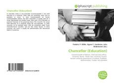 Buchcover von Chancellor (Education)