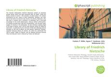 Capa do livro de Library of Friedrich Nietzsche
