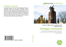 Bookcover of Heidegger and Nazism