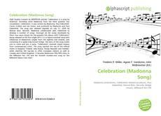 Buchcover von Celebration (Madonna Song)
