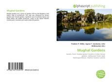 Borítókép a  Mughal Gardens - hoz