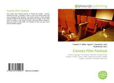 Bookcover of Cannes Film Festival