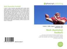 Bookcover of Mark (Australian football)