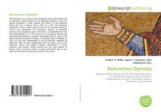 Bookcover of Komnenos Dynasty