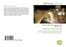 Borítókép a  Alexios I Komnenos - hoz