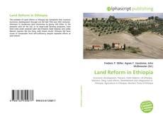 Bookcover of Land Reform in Ethiopia