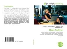 Chloe Sullivan kitap kapağı