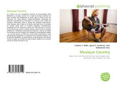 Bookcover of Musique Country