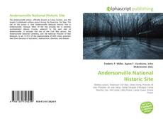Bookcover of Andersonville National Historic Site