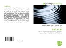 Bookcover of Dark Fluid