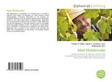 Portada del libro de Abel Maldonado