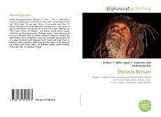 Bookcover of Dennis Brown