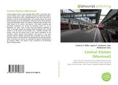 Bookcover of Central Station (Montreal)