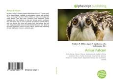 Bookcover of Amur Falcon