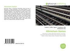 Обложка Altrincham Station