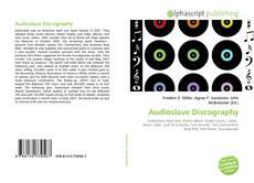 Capa do livro de Audioslave Discography