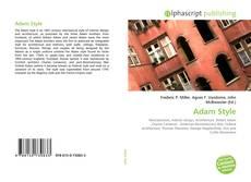 Bookcover of Adam Style