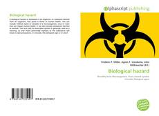 Bookcover of Biological hazard