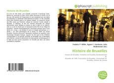 Bookcover of Histoire de Bruxelles