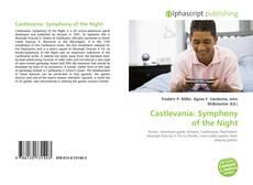 Portada del libro de Castlevania: Symphony of the Night