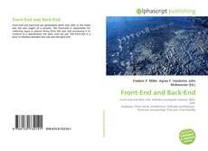 Front-End and Back-End kitap kapağı