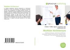 Buchcover von Multitier Architecture