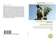 Bookcover of Dragon Warrior