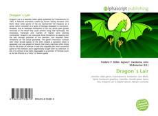 Buchcover von Dragon´s Lair
