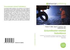 Couverture de Groundwater-related Subsidence