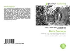 Bookcover of Fierce Creatures