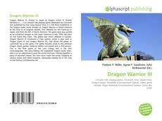 Bookcover of Dragon Warrior III