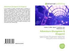 Buchcover von Adventure (Dungeons