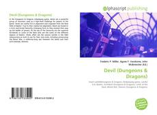 Bookcover of Devil (Dungeons